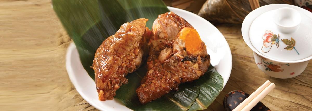 Homemade Rice Dumpling